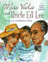 Miss Viola and Uncle Ed Lee
