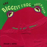 The Biggest Frog in Australia