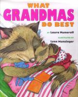 What Grandmas Do Best/What Grandpas Do Best