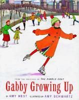 Gabby Growing up