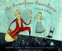 Mr. Semolina-Semolinus