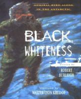 Black Whiteness