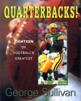 Quarterbacks!
