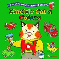 Huckle Cat's Colors