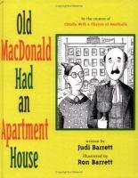 Old MacDonald Had An Apartment House