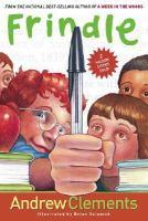 Junior Book Club Kit : Frindle