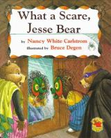 What A Scare, Jesse Bear