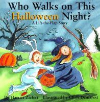 Who Walks on This Halloween Night?