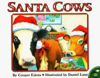 Santa Cows