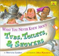 What You Never Knew About Tubs, Toilets & Showers