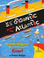 """S.S."" Gigantic Across the Atlantic"