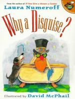 Why A Disguise?