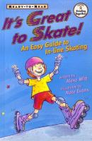 It's Great to Skate!