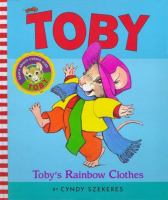Toby's Rainbow Clothes