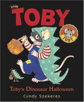 Toby's Dinosaur Halloween