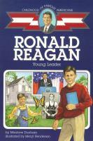 Ronald Reagan, Young Leader