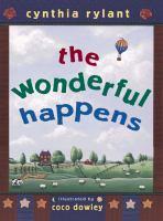 The Wonderful Happens