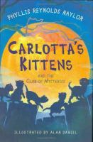 Carlotta's Kittens and the Club of Mysteries