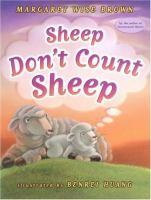 Sheep Don't Count Sheep