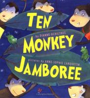 Ten Monkey Jamboree