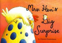 Mrs. Hen's Big Surprise