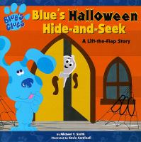 Blue's Halloween Hide-and-seek