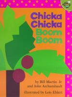 Chicka Chicka Boom Boom Story Set