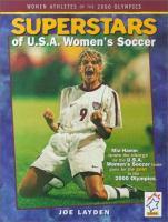 Superstars of U.S.A. Women's Soccer