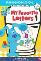 My Favorite Letters