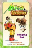 Alien & Possum Hanging Out