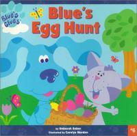 Blue's Egg Hunt