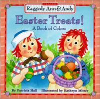 Easter Treats! A Book of Colors