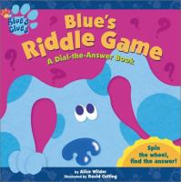 Blue's Riddle Game