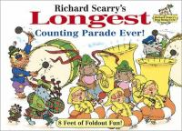Richard Scarry's Longest Counting Parade Ever!