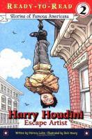 Harry Houdini Escape Artist