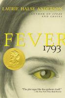 Junior Book Club Kit : Fever 1793