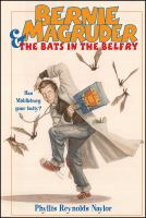 Bernie Magruder And The Bats In The Belfry (pbk)