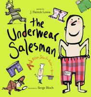 The Underwear Salesman and Other Jobs for Better or Verse