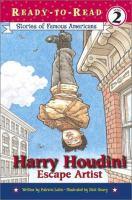 Harry Houdini, Escape Artist