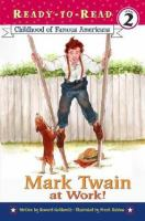 Mark Twain at Work!