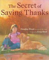 The Secret of Saying Thanks