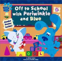 Off to School With Periwinkle and Blue