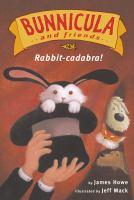 Rabbit Cadabra!