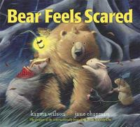 Bear Feels Scared