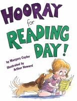 Hooray for Reading Day!