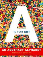 A Is for Art