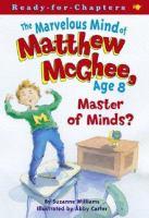 The Marvelous Mind of Matthew McGhee, Age 8 #1