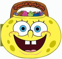 SpongeBob Spooky Pants