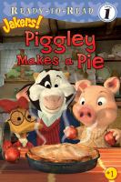 Piggley Makes A Pie