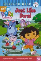 Just Like Dora!